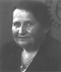 Frieda Wertheim